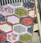 Granny Dots quilt sewing pattern by the Fat Quarter Gypsy image 1