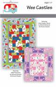 Wee-Castles-quilt-sewing-pattern-Fat-Quarter-Gypsy-front