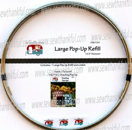Stacking Pop-Ups REFILL - LARGE 10.5