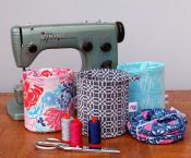 Fat Quarter Pop-Up sewing pattern by the Fat Quarter Gypsy 2