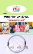 MINI Pop-Up Refill & FREE Pattern by the Fat Quarter Gypsy