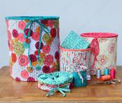 Stacking Pop-Ups sewing pattern by the Fat Quarter Gypsy 2