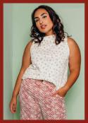 Grace Top sewing pattern from Friday Pattern Company 2