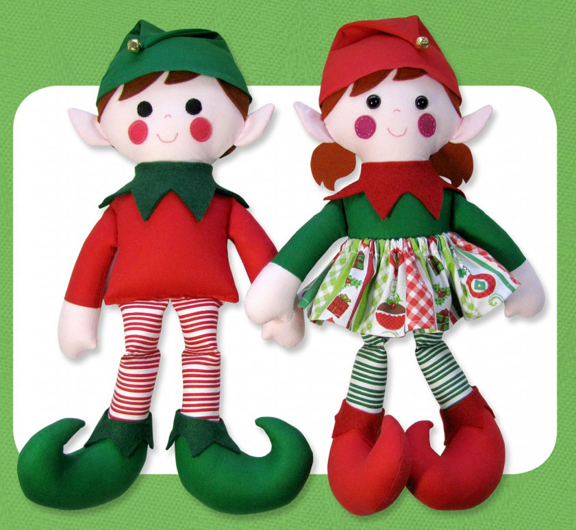 Edward-and-Edwina-Elf-sewing-pattern-Funky-Friends-Factory-1