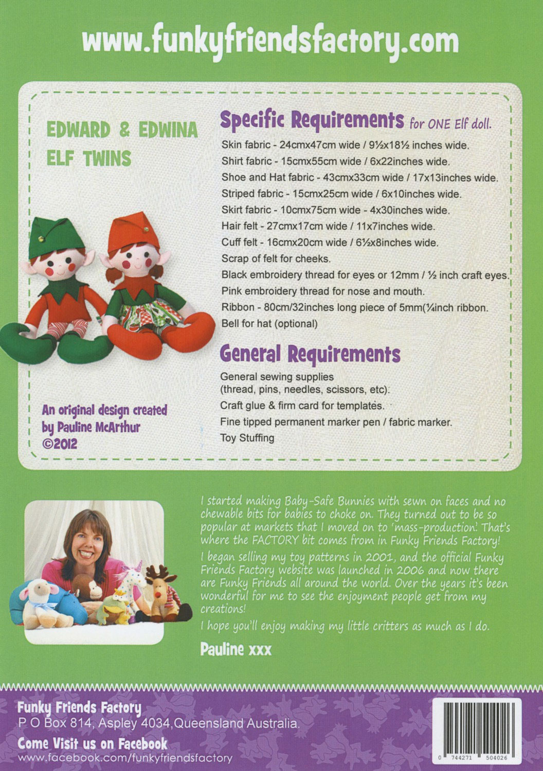 Edward-and-Edwina-Elf-sewing-pattern-Funky-Friends-Factory-back