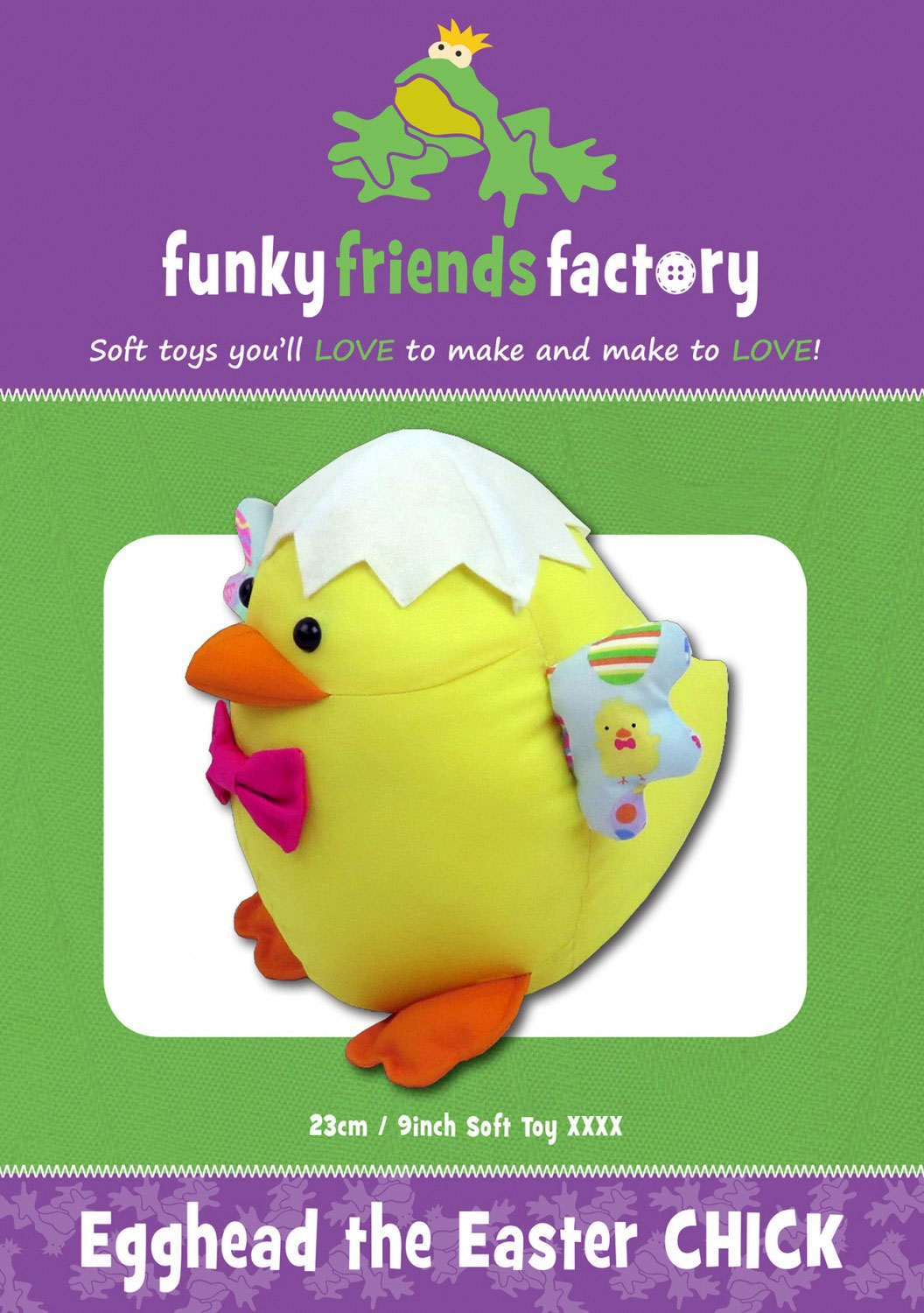 Egghead-Easter-Chic-sewing-pattern-Funky-Friends-Factory-front