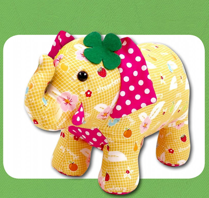 Georgie-the-good-luck-elephant-sewing-pattern-Funky-Friends-Factory-1
