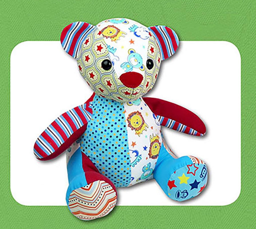 Melody-memory-bear-sewing-pattern-Funky-Friends-Factory-1