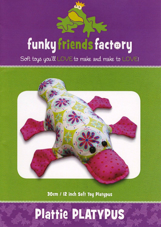 Plattie-Platypus-sewing-pattern-Funky-Friends-Factory-front