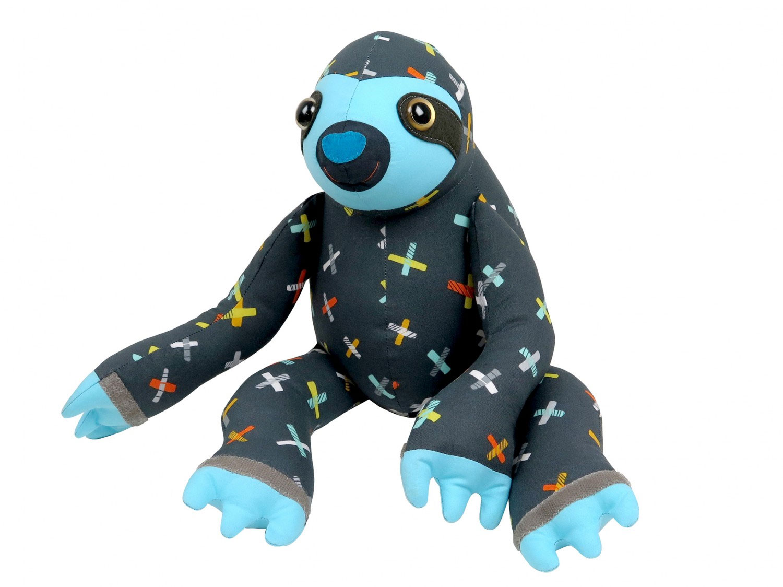 Slowpoke-the-Sloth-sewing-pattern-Funky-Friends-Factory-1
