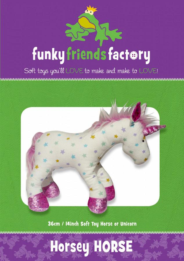 Horsey-Horse-Unicorn-sewing-pattern-Funky-Friends-Factory-front