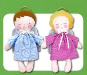 Adorable Angels sewing pattern Funky Friends Factory 2