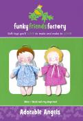 Adorable Angels sewing pattern Funky Friends Factory