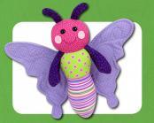 Belinda Butterfly sewing pattern Funky Friends Factory 2