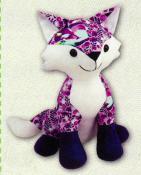 Fifi Fox sewing pattern Funky Friends Factory 3