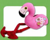 Fleur Flamingo sewing pattern Funky Friends Factory 2