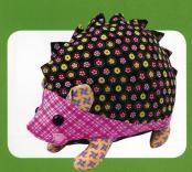 Hannah Hedgehog sewing pattern Funky Friends Factory 2