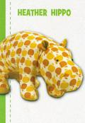Heather Hippo sewing pattern Funky Friends Factory 3