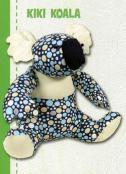 Kiki Koala sewing pattern Funky Friends Factory 2