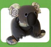 Kiki Koala sewing pattern Funky Friends Factory 3