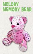 Melody Memory Bear sewing pattern Funky Friends Factory 3