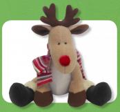 Reggie Reindeer sewing pattern Funky Friends Factory 2