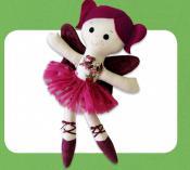 Sugar Plum Fairy sewing pattern Funky Friends Factory 2