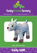 Giddy Goat sewing pattern Funky Friends Factory