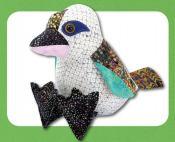Kylie Kookaburra sewing pattern Funky Friends Factory 2