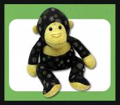 Gregory Gorilla soft toy sewing pattern Funky Friends Factory 2