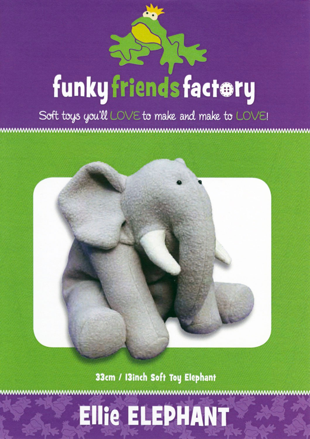 Ellie-Elephant-sewing-pattern-Funky-Friends-Factory-front