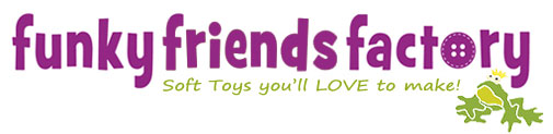 Funky Friends Factory sewing patterns logo