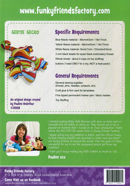 Gertie-Gecko-sewing-pattern-Funky-Friends-Factory-back