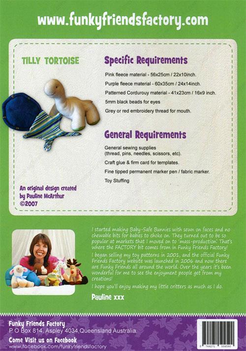 Tilly-Tortoise-sewing-pattern-Funky-Friends-Factory-back
