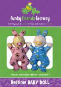 Bedtime-Baby-Doll-sewing-pattern-Funky-Friends-Factory-front