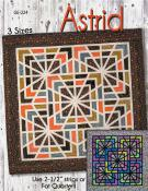 Astrid quilt sewing pattern from GE Designs 2