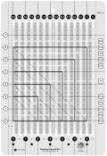 Creative Grids Stripology Squared MINI Quilt Ruler - CGRGE3
