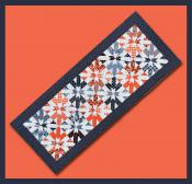 Lil Helena table runner sewing pattern from GE Designs 2