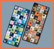 Lil JoJo table runner sewing pattern from GE Designs 2
