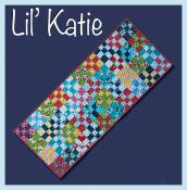 Lil Katie table runner sewing pattern from GE Designs 2