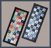 Lil Kira table runner sewing pattern from GE Designs 2