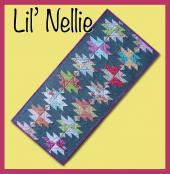 Lil Nellie table runner sewing pattern from GE Designs 2