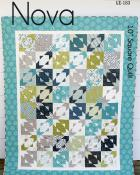 Nova quilt sewing pattern from GE Designs 2