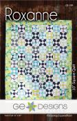 Roxanne quilt sewing pattern from GE Designs