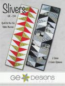 Silvers table runner sewing pattern from GE Designs