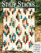 Strip Stacks quilt sewing pattern from GE Designs 2