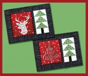 Tree Time Placemats sewing pattern from GE Designs 2
