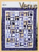 Venus quilt sewing pattern from GE Designs 2