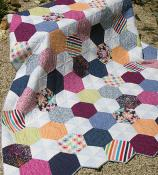 Delight quilt sewing pattern from Jaybird Quilts 2