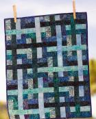 Mini Come What May quilt sewing pattern from Jaybird Quilts 2